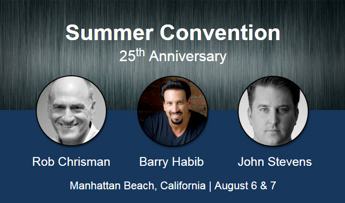 , CAMP 25th Anniversary Summer Convention, Standard Mortgage Financial Services, Inc.